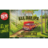 Founders Beer, Session Ale, 15 Pack, 15 Each