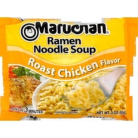 Maruchan Maruchan Ramen Noodle Soup Roast Chicken Flavor, 3 Ounce