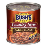 Bushs Best Baked Beans, Country Style, 16 Ounce