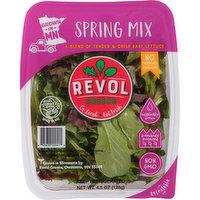 Revol Greens Spring Mix, 4.5 Ounce