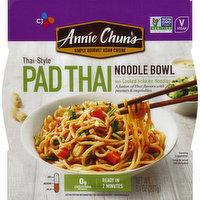 Annie Chun's Noodle Bowl, Pad Thai, Thai-Style, Medium, 8.1 Ounce