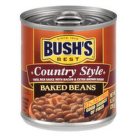 Bushs Best Baked Beans, Country Style, 8.3 Ounce