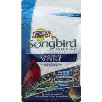 Audubon Park Wild Bird Food, Cardinal Supreme, 5 Pound