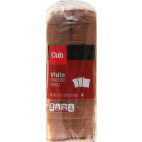 Cub Bread, White Enriched, 24 Ounce