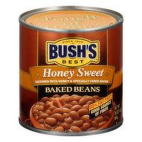 Bushs Best Baked Beans, Honey Sweet, 16 Ounce
