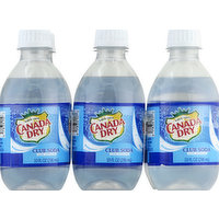 Canada Dry Club Soda, 6-Pack, 6 Each