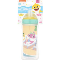 Nickelodeon Straw Cup, Insulated, 9 Ounce, 1 Each
