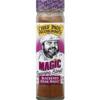 Chef Paul Prudhomme's Seasoning Blends, Blackened Steak Magic, 1.8 Ounce