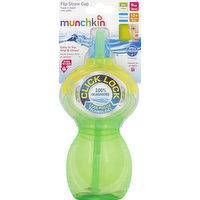 Munchkin Cup, Flip Straw, 12+ Months, 9 Ounces, 1 Each