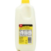 Cub Milk, Low Fat, 1% Milkfat, 0.5 Gallon