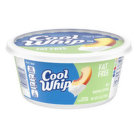 Cool Whip Whipped Topping, Fat Free, 8 Ounce
