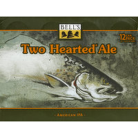 Bell's Beer, American IPA, Two Hearted Ale, 12 Can Pack, 12 Each