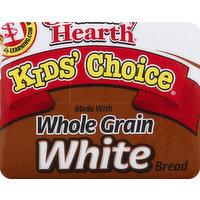 Country Hearth Bread, White, Whole Grain, 24 Ounce