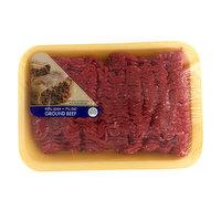 Cub Ground Beef Tray 93/7, 1.33 Pound