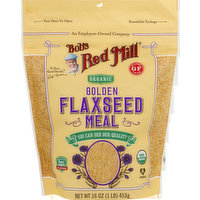 Bob's Red Mill Bob's Red Mill Golden Flaxseed Meal Organic, 16 Ounce