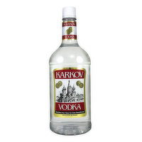 Karkov Vodka, 1.75 Litre