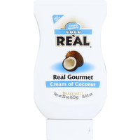 Re'al Cream of Coconut, 22 Ounce