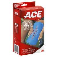ACE Cold Compress, Reusable, Large, 1 Each