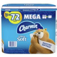Charmin Soft Mega Bathroom Tissue, 1 Each