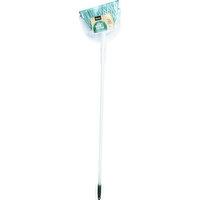 Essential Everyday Broom & Dustpan, Angle, 1 Each