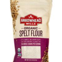 Arrowhead Mills Spelt Flour, Organic, 22 Ounce