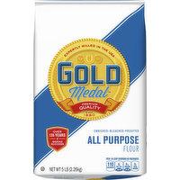 Gold Medal Flour, All Purpose, 5 Pound