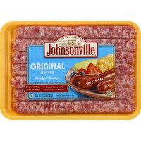 Johnsonville Breakfast Sausage, Original Recipe, 12 Ounce