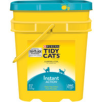Tidy Cats Clumping Litter, for Multiple Cats, 35 Pound