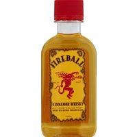 Fireball Whisky, Cinnamon, 100 Millilitre