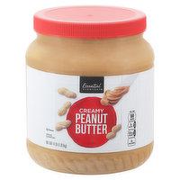 Essential Everyday Peanut Butter, Creamy, 4 Pound