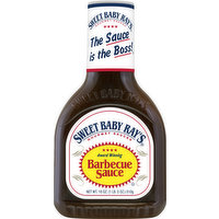 Sweet Baby Ray's Barbecue Sauce, 18 Ounce