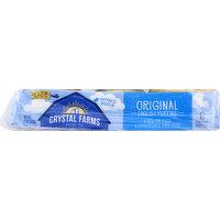 Crystal Farms English Muffins, Original, 6 Each