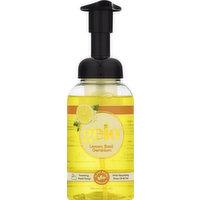 Gelo Hand Soap, Foaming, Lemon, Basil, Geranium, 300 Millilitre