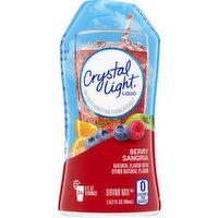 Crystal Light Drink Mix, Berry Sangria, Liquid, 1.62 Fluid ounce