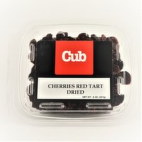 Bulk Cherries Red Tart Dried, 8 Ounce
