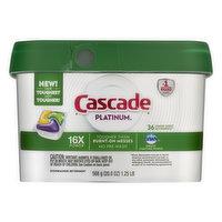 Cascade Cascade Dawn Grease Fighting Power Dishwasher Pacs, 1 Each