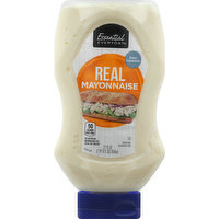 Essential Everyday Mayonnaise, Real, 22 Ounce