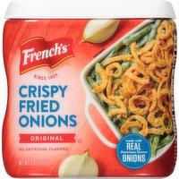 French's Crispy Fried Onions, Original, 6 Ounce