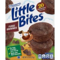 Entenmann's Fudge Brownies, 20 Each