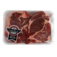 Cub Boneless Beef Chuck Steak, 1.75 Pound