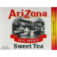 AriZona AriZona Real Brewed Southern Style Sweet Tea, 11.5 Fluid ounce