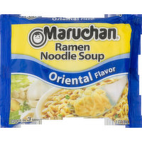 Maruchan Maruchan Ramen Noodle Soup Oriental Flavor, 3 Ounce