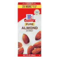 McCormick Almond Extract, Pure, 2 Ounce
