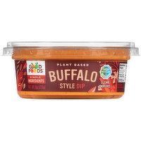 Good Foods Plant Based Buffalo Style Dip, 8 Ounce