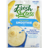 Concord Foods Smoothie, Banana, 2 Ounce