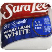 Sara Lee Bread, Whole Grain White, 20 Ounce