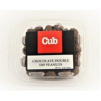 Bulk Chocolate Double Dip Peanuts, 12 Ounce