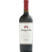 Menage a trois Red Wine, California, 2007, 750 Millilitre