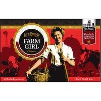 Lift Bridge SAISON FARM GIRL, 72 Ounce