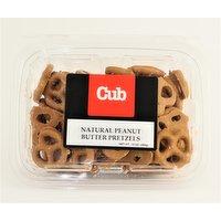 Bulk Natural Peanut Butter Pretzels, 10 Ounce